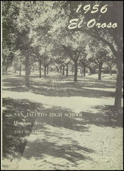 Page 5, 1956 Edition, San Jacinto High School - El Oroso Yearbook (Houston, TX) online yearbook collection