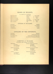 Page 13, 1893 Edition, University of Kansas - Jayhawker Yearbook (Lawrence, KS) online yearbook collection