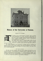 Page 14, 1904 Edition, University of Kansas - Jayhawker Yearbook (Lawrence, KS) online yearbook collection