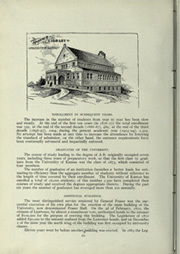 Page 16, 1904 Edition, University of Kansas - Jayhawker Yearbook (Lawrence, KS) online yearbook collection