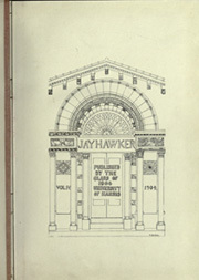 Page 7, 1904 Edition, University of Kansas - Jayhawker Yearbook (Lawrence, KS) online yearbook collection