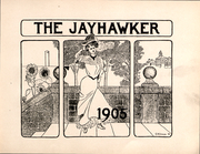 Page 5, 1905 Edition, University of Kansas - Jayhawker Yearbook (Lawrence, KS) online yearbook collection