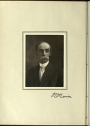 Page 10, 1909 Edition, University of Kansas - Jayhawker Yearbook (Lawrence, KS) online yearbook collection