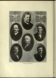 Page 12, 1909 Edition, University of Kansas - Jayhawker Yearbook (Lawrence, KS) online yearbook collection