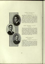 Page 126, 1909 Edition, University of Kansas - Jayhawker Yearbook (Lawrence, KS) online yearbook collection
