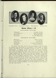 Page 133, 1909 Edition, University of Kansas - Jayhawker Yearbook (Lawrence, KS) online yearbook collection