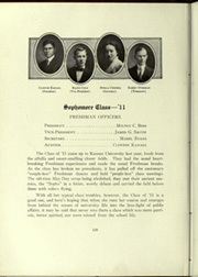 Page 134, 1909 Edition, University of Kansas - Jayhawker Yearbook (Lawrence, KS) online yearbook collection
