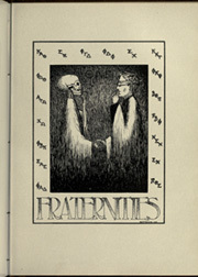 Page 241, 1909 Edition, University of Kansas - Jayhawker Yearbook (Lawrence, KS) online yearbook collection