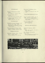 Page 29, 1909 Edition, University of Kansas - Jayhawker Yearbook (Lawrence, KS) online yearbook collection