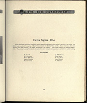 Page 293, 1911 Edition, University of Kansas - Jayhawker Yearbook (Lawrence, KS) online yearbook collection