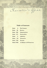 Page 12, 1912 Edition, University of Kansas - Jayhawker Yearbook (Lawrence, KS) online yearbook collection