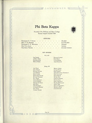 Page 325, 1930 Edition, University of Kansas - Jayhawker Yearbook (Lawrence, KS) online yearbook collection
