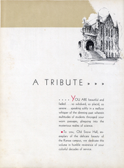 Page 6, 1932 Edition, University of Kansas - Jayhawker Yearbook (Lawrence, KS) online yearbook collection