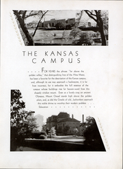 Page 8, 1932 Edition, University of Kansas - Jayhawker Yearbook (Lawrence, KS) online yearbook collection