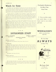 Page 9, 1936 Edition, University of Kansas - Jayhawker Yearbook (Lawrence, KS) online yearbook collection