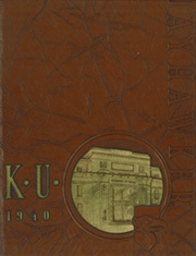 Page 1, 1940 Edition, University of Kansas - Jayhawker Yearbook (Lawrence, KS) online yearbook collection