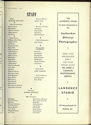 Page 9, 1940 Edition, University of Kansas - Jayhawker Yearbook (Lawrence, KS) online yearbook collection