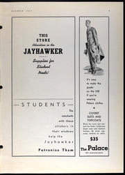Page 7, 1942 Edition, University of Kansas - Jayhawker Yearbook (Lawrence, KS) online yearbook collection