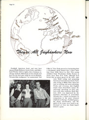 Page 17, 1951 Edition, University of Kansas - Jayhawker Yearbook (Lawrence, KS) online yearbook collection