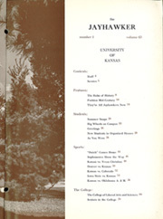 Page 6, 1951 Edition, University of Kansas - Jayhawker Yearbook (Lawrence, KS) online yearbook collection