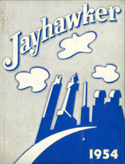 Page 1, 1954 Edition, University of Kansas - Jayhawker Yearbook (Lawrence, KS) online yearbook collection