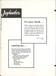 Page 10, 1954 Edition, University of Kansas - Jayhawker Yearbook (Lawrence, KS) online yearbook collection