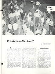 Page 11, 1954 Edition, University of Kansas - Jayhawker Yearbook (Lawrence, KS) online yearbook collection