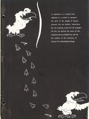 Page 5, 1954 Edition, University of Kansas - Jayhawker Yearbook (Lawrence, KS) online yearbook collection