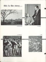 Page 6, 1954 Edition, University of Kansas - Jayhawker Yearbook (Lawrence, KS) online yearbook collection