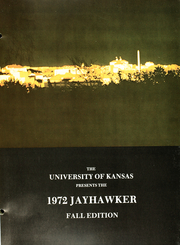 Page 4, 1972 Edition, University of Kansas - Jayhawker Yearbook (Lawrence, KS) online yearbook collection