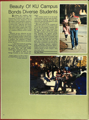 Page 14, 1982 Edition, University of Kansas - Jayhawker Yearbook (Lawrence, KS) online yearbook collection