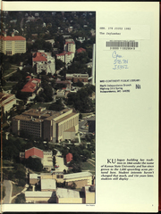 Page 7, 1982 Edition, University of Kansas - Jayhawker Yearbook (Lawrence, KS) online yearbook collection