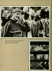 Page 10, 1984 Edition, University of Kansas - Jayhawker Yearbook (Lawrence, KS) online yearbook collection