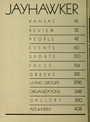 Page 18, 1984 Edition, University of Kansas - Jayhawker Yearbook (Lawrence, KS) online yearbook collection