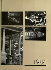 Page 19, 1984 Edition, University of Kansas - Jayhawker Yearbook (Lawrence, KS) online yearbook collection