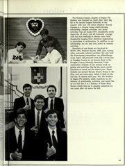 Page 289, 1984 Edition, University of Kansas - Jayhawker Yearbook (Lawrence, KS) online yearbook collection