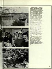 Page 293, 1984 Edition, University of Kansas - Jayhawker Yearbook (Lawrence, KS) online yearbook collection