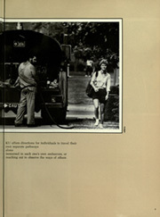 Page 9, 1984 Edition, University of Kansas - Jayhawker Yearbook (Lawrence, KS) online yearbook collection