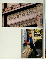 Page 6, 1985 Edition, University of Kansas - Jayhawker Yearbook (Lawrence, KS) online yearbook collection