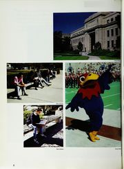 Page 10, 1990 Edition, University of Kansas - Jayhawker Yearbook (Lawrence, KS) online yearbook collection