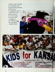 Page 14, 1990 Edition, University of Kansas - Jayhawker Yearbook (Lawrence, KS) online yearbook collection