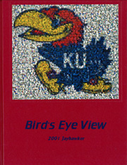 Page 1, 2001 Edition, University of Kansas - Jayhawker Yearbook (Lawrence, KS) online yearbook collection