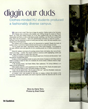 Page 18, 2001 Edition, University of Kansas - Jayhawker Yearbook (Lawrence, KS) online yearbook collection