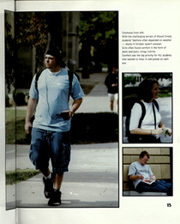 Page 19, 2001 Edition, University of Kansas - Jayhawker Yearbook (Lawrence, KS) online yearbook collection