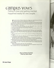 Page 34, 2001 Edition, University of Kansas - Jayhawker Yearbook (Lawrence, KS) online yearbook collection