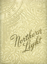 1951 Edition, North Sevier High School - Northern Light Yearbook (Salina, UT)
