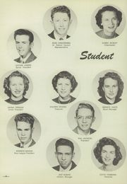 Page 10, 1951 Edition, North Sevier High School - Northern Light Yearbook (Salina, UT) online yearbook collection