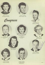 Page 11, 1951 Edition, North Sevier High School - Northern Light Yearbook (Salina, UT) online yearbook collection