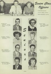 Page 14, 1951 Edition, North Sevier High School - Northern Light Yearbook (Salina, UT) online yearbook collection