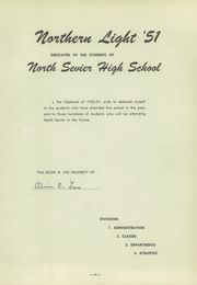 Page 5, 1951 Edition, North Sevier High School - Northern Light Yearbook (Salina, UT) online yearbook collection